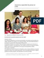 13/06/2018 En Guaymas regresaremos capacidad de pensar en grande Maloro Acosta