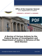 2016 Election Final Report 06-14-18 0