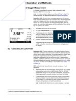 HQd LDO-Calibration From User Manual 3ed 03-2006