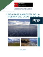 Linea Base Ambiental Del Lago Titicaca (1)