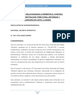 Infracciones Relacionadas a Permitir El Control de La Administración Tributaria