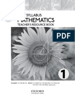 Teacher's Resource Book 1