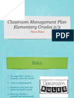 classroom managment   1