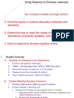 Lecture Ch 3 Diversity