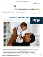 The Myth Of The Absent Black Father _ ThinkProgress.pdf