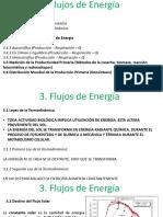 Flujos de Energía