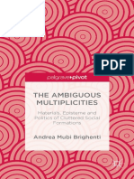 Andrea Mubi Brighenti-The Ambiguous Multiplicities-Palgrave Macmillan (2014)