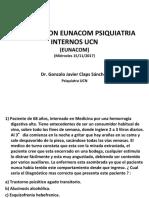 EUNACOM Psiquiatría Internos UCN (15-Nov-2017)