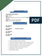 Yunior Curriculum