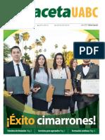 Edición Especial Egresados 2018-1