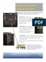 Spanesi Dry Spray Booth