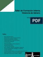 Taller Formacion Interna Vg