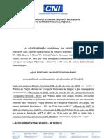 Nota CNI - Inicial Tabelamento Frete 14.6