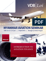 Introduction to Aviation Finance