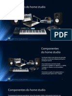 eBook Componentes Do Home Studio