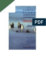 Cement Plant Operation Handbook 160724193346