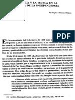 Almansa Tallante (1995) - Cazorla y La Iruela en La Guerra de La Independencia