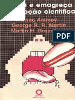 Coma e Emagreca Com Ficcao Cien - Isaac Asimov.pdf