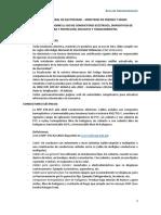 Normas Técnicas - Dirección General de Electricidad