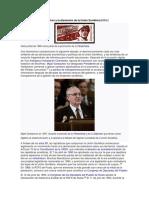 Las Reformas de Gorbachov y La Disolución de La Unión Soviética