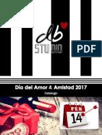 Catalogo Dia Del Amor y La Amistad 2017