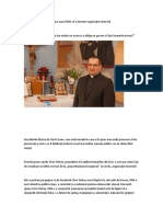 Un Preot Român Din America Acuză DNA Că a Devenit Organizație Teroristă