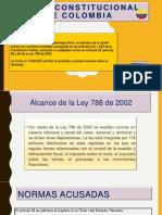 COLOMBIA VS PERUANO
