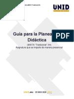 Guía Planeación Didáctica Presencial 3h Ok