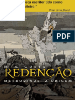 Redencao_ Metrovinos_ a Origem - M.a. Costa