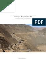 Anuario de La Mineria2015