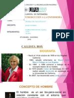Diapositivas de Callista Roy