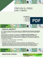 CATASTRO en El Peru Miriam
