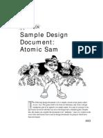 Atomic Sam GDD.pdf