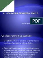 Oscilador Armónico Simple