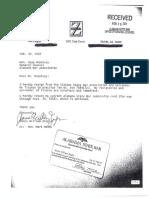 Jim Zeigler Law License Surrender Documents