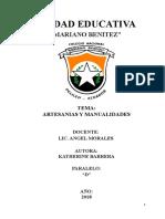 Artesanias y Manualidades