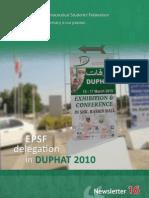 EPSF Delegation in DUPHAT 2010 NL