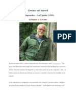 Stephen A. McNallen - Genetics and Beyond_ Metagenetics – an Update (1999)