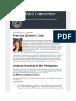 VA OCONUS Connection Apr 2018