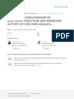 Quantitative Relationship of Electronic Structure