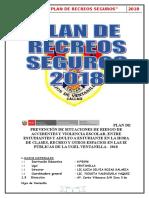 Plan Recreo i.e. 5096