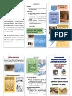 Triptico - PDF camara y pilares