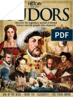 All About History Book of the Tudors 2015 UK