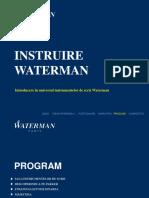 Manual Water Man