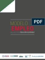 Andi Modelo Empleo Inclusivo