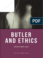 Moya Lloyd - Butler and Ethics (2015, Edinburgh University Press)