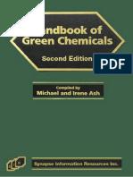 Handbook of Green Chemicals (2nd Edition) Ash Michael _ Ash Irene