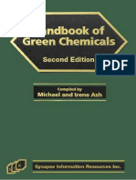 Handbook of Green Chemicals (2nd Edition) Ash Michael _ Ash Irene