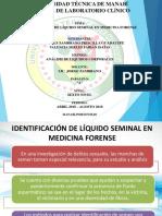 Identificación de Líquido Seminal en Medicina Forense (1)