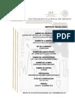 Sistema de Control Del Historial Acadmico Ivch